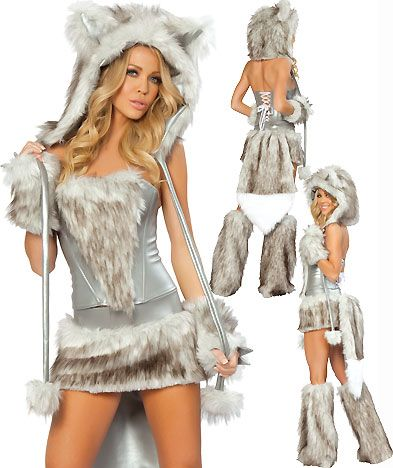 com buy sexy costumes sexy halloween costumes sexy adult fairy tale - Womens Wolf Halloween Costume