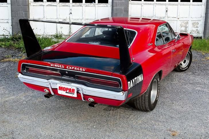Muscle Car Monday with a few special additions.