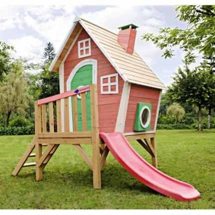 casitas de madera para ninos - Buscar con Google | casas para ...