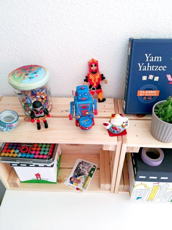 Ideas para organizar el escritorio de los ni os for Escritorios para ninos ikea