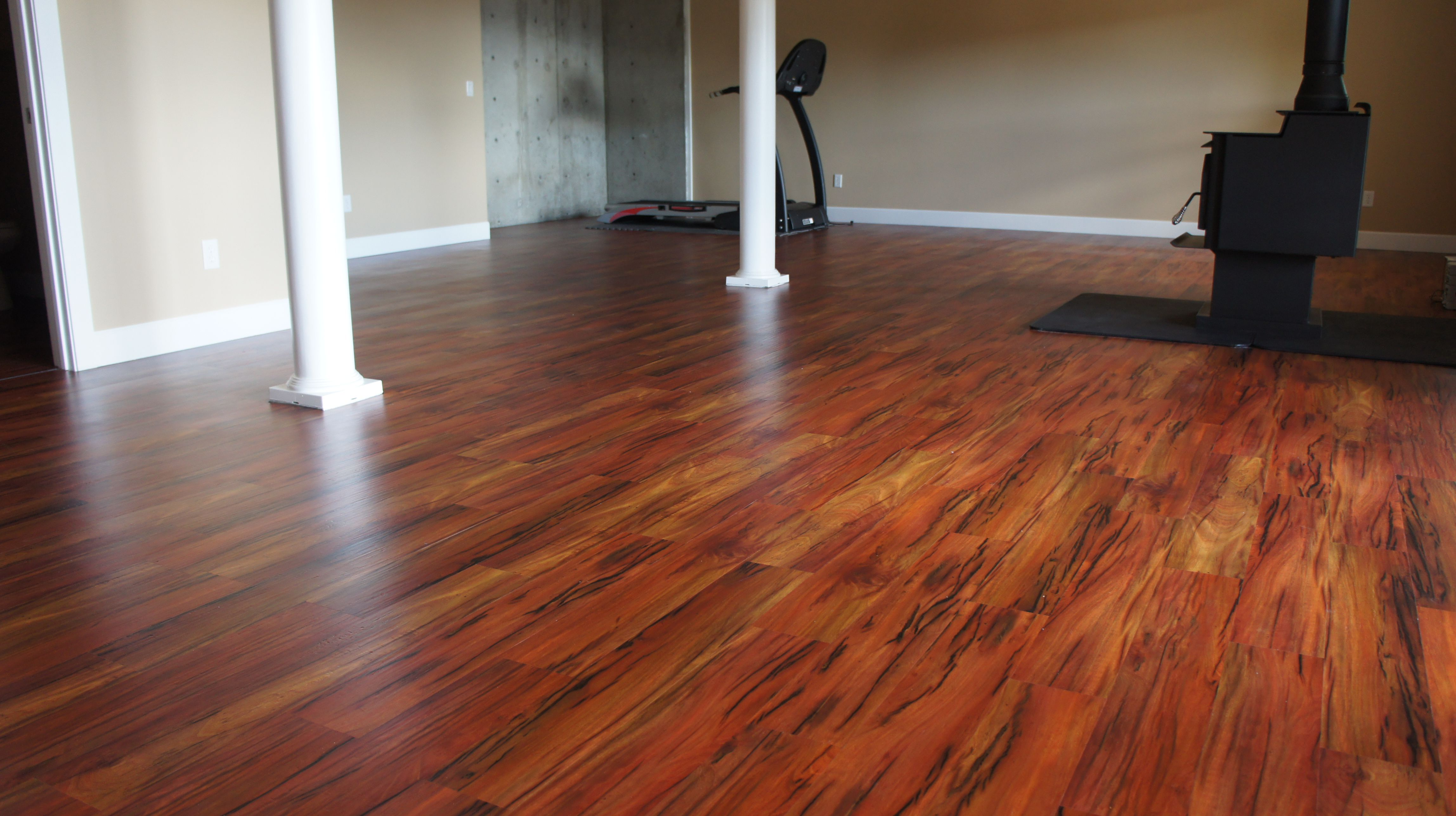 Luxury Vinyl Plank Flooring Rooms It Is Ideal For