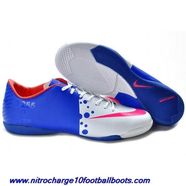 Buy nike mercurial boots - Nike Mercurial victory VIII IC Blue White Solar Red For Sale