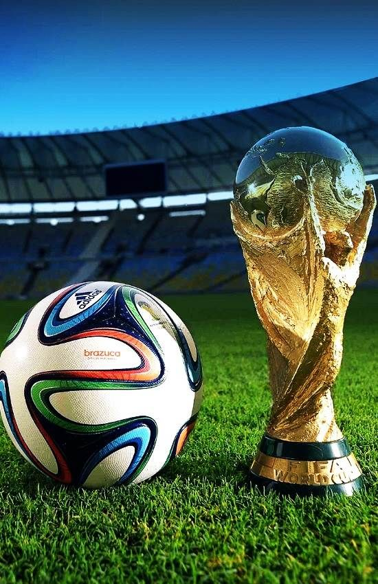 Fifa 2014 World Cup Wallpaper For Iphone Android Smartphone Mobile Cup Wallpaper Futebol Esportes