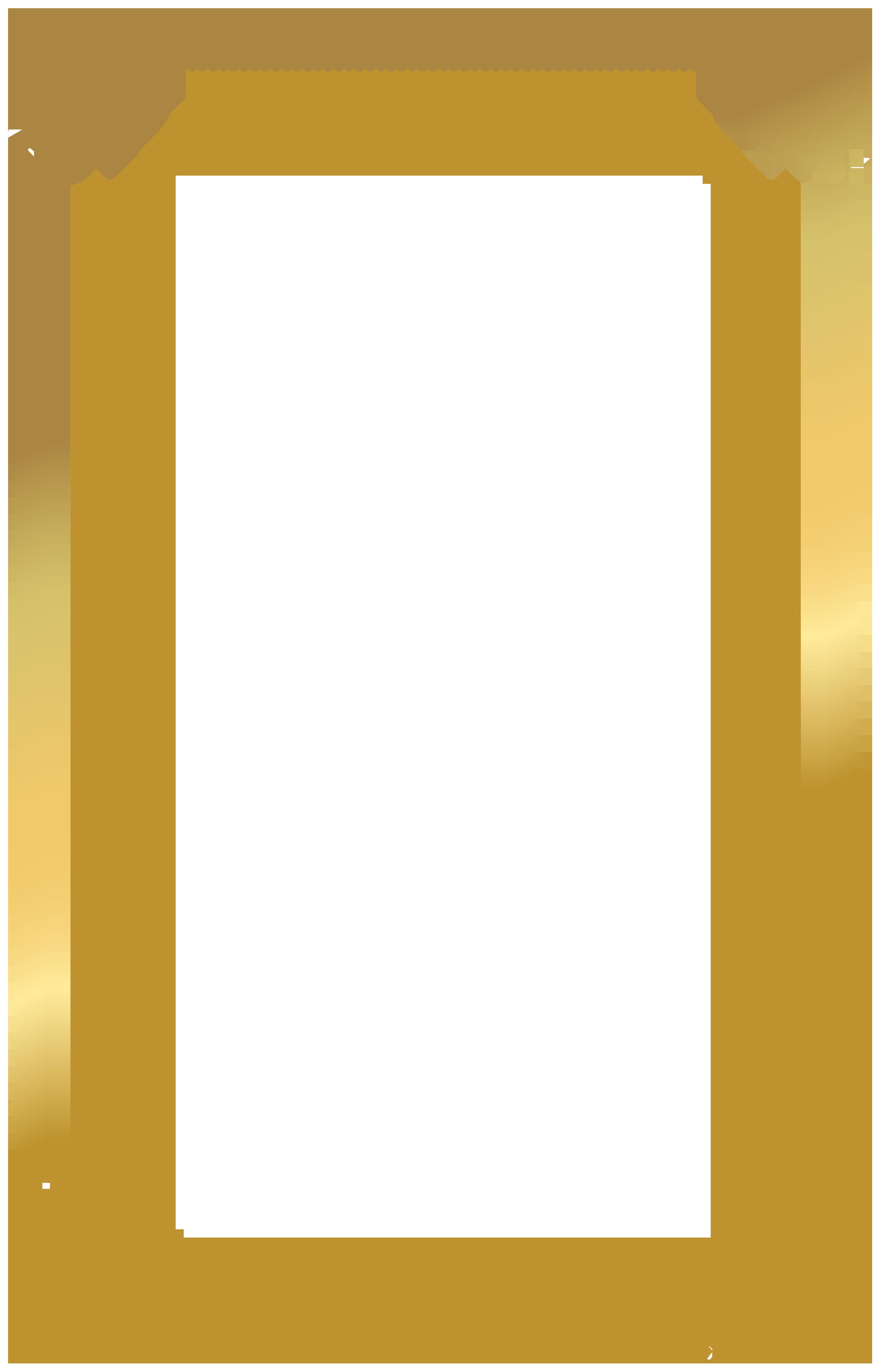 Border Frame Gold Deco Png Clip Art Image Gallery Yopriceville High Quality Images And T Floral Border Design Poster Background Design Frame Border Design