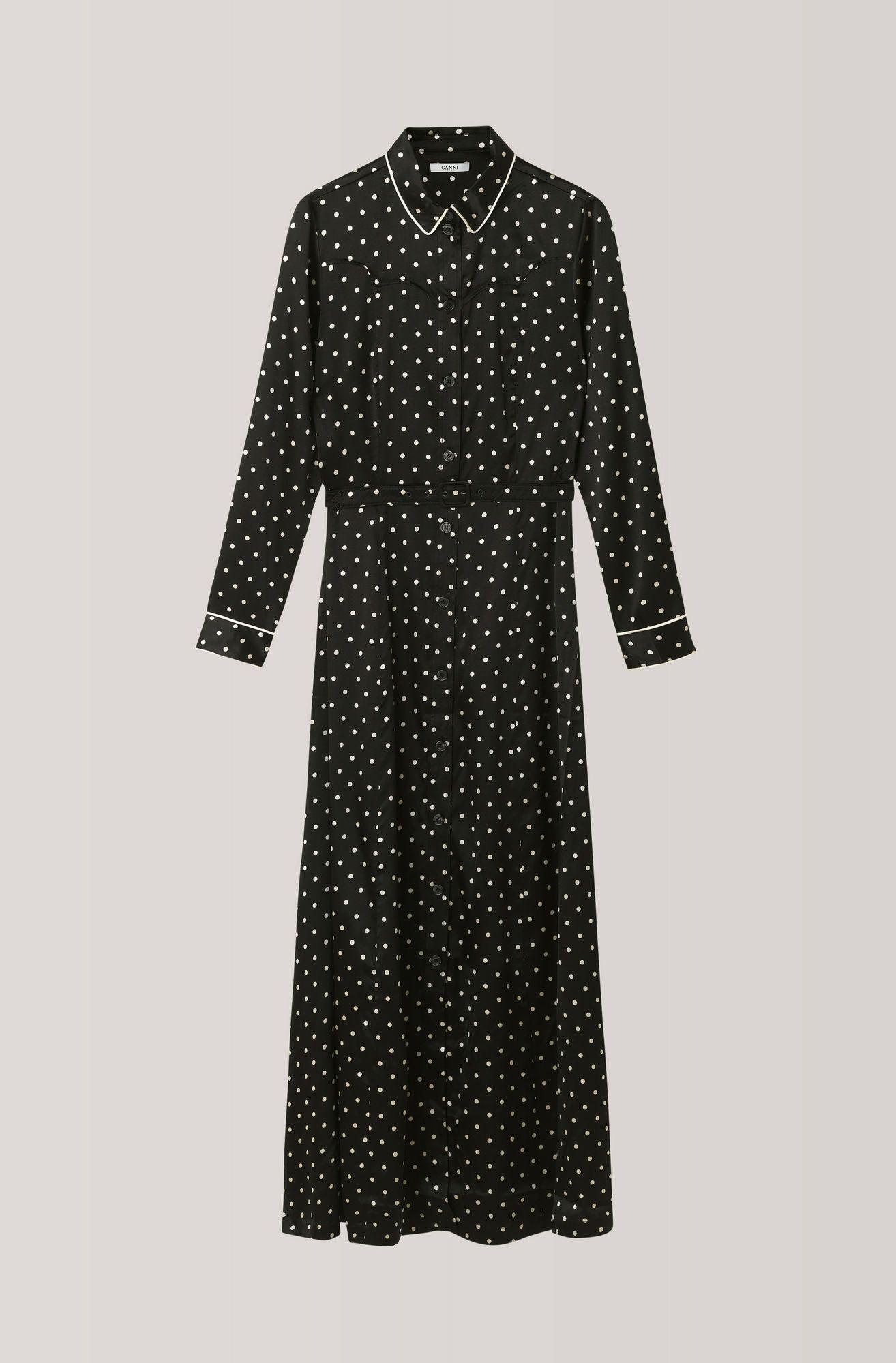 bb9d918a9ec3 Dufort Silk Maxi Dress