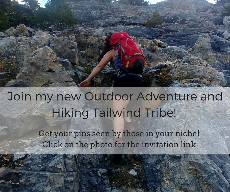 My new tailwind tribe is all about outdoor adventure