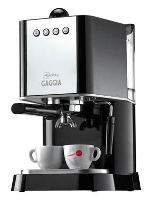 baby gaggia espresso machine- makes my lattes, and my day- everyday ...