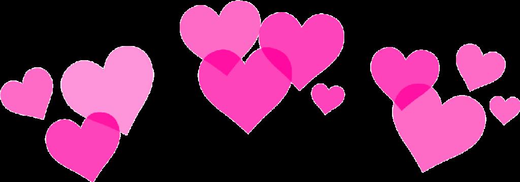 Freetoedit Heart Crown Pink Baby Cute Kawaii Emoji Heartcrown Remixed From Alessandra Az Emoji Wallpaper Iphone Flower Background Wallpaper Emoji Art