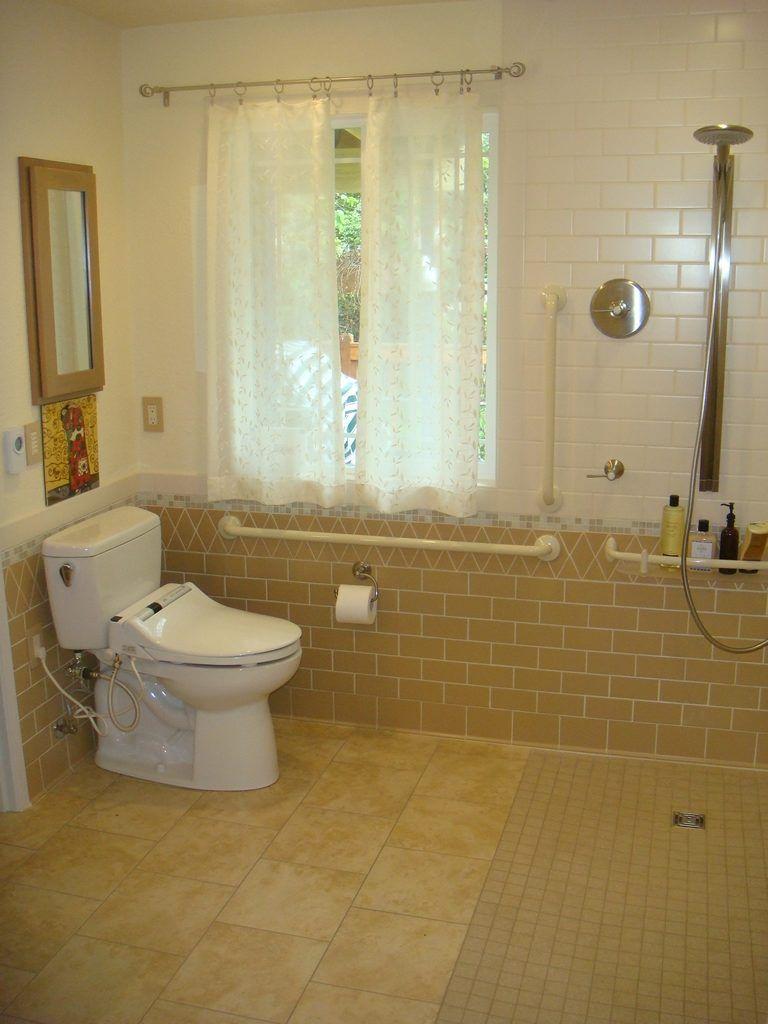 Superbe Bathroom Remodel For The Elderly