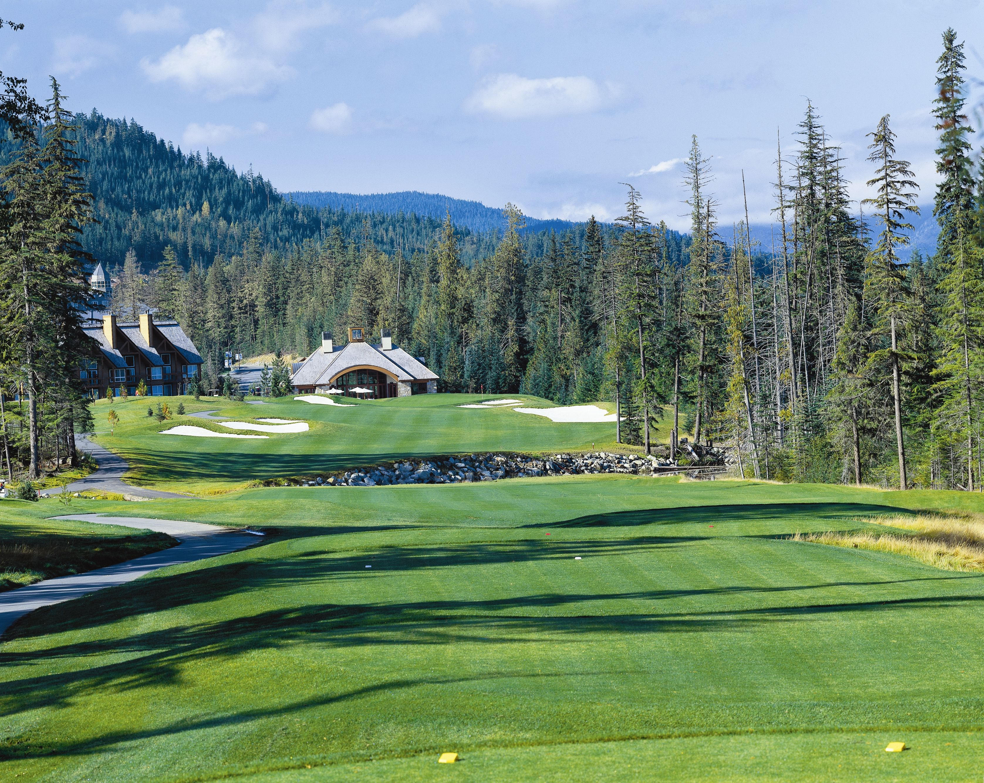 12+ Chateau whistler golf course ideas in 2021
