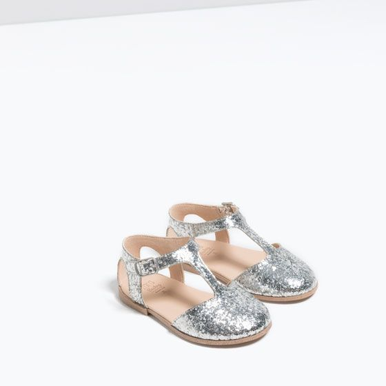 image 5 de chaussures salom paillettes de zara pour mon b b pinterest paillettes. Black Bedroom Furniture Sets. Home Design Ideas