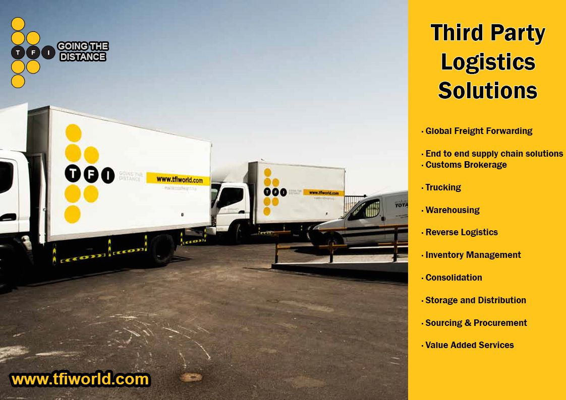 Total Freight International (TFI) offers flexible and tailor made