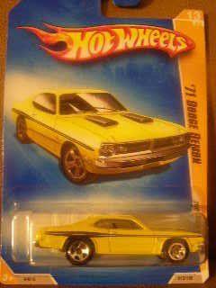 Hot Wheels /'71 Dodge Demon 2009 New Models Yellow