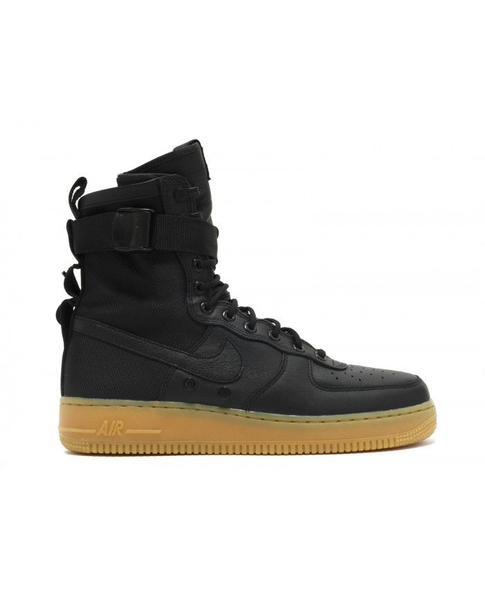 Sf Air Force One High Special Field Urban Utility Black