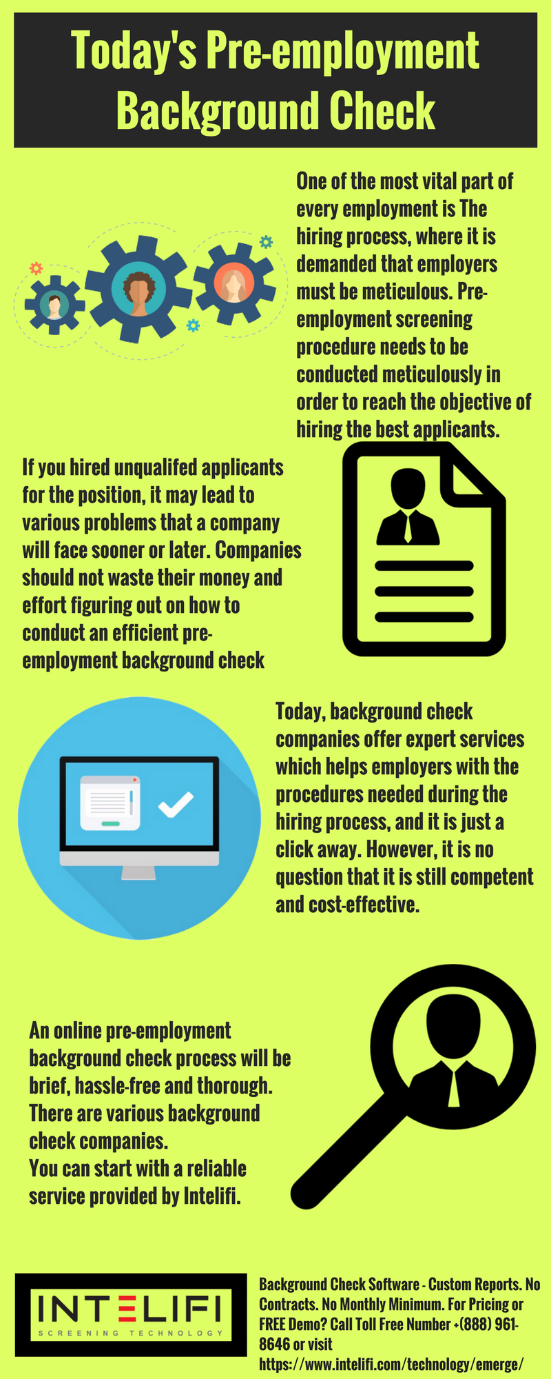 How Long Does Background Check Take For Job