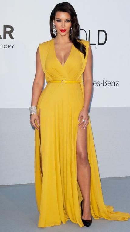 Kim Kardashian Debuts Her North West–Painted Handbag   InStyle.com