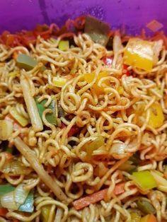 Photo of Fried Chinese Noodles by kaddi1310 | Chef