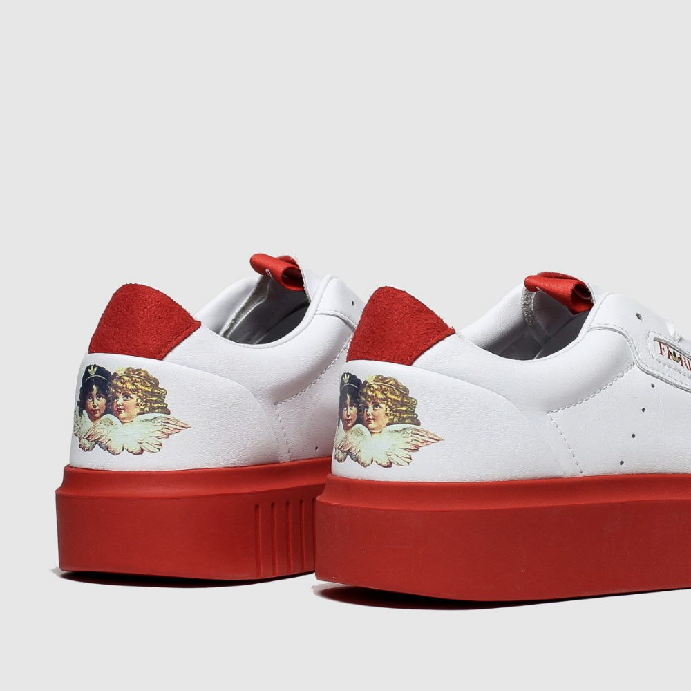 ladies red adidas trainers - 54% OFF - celc.org.nz