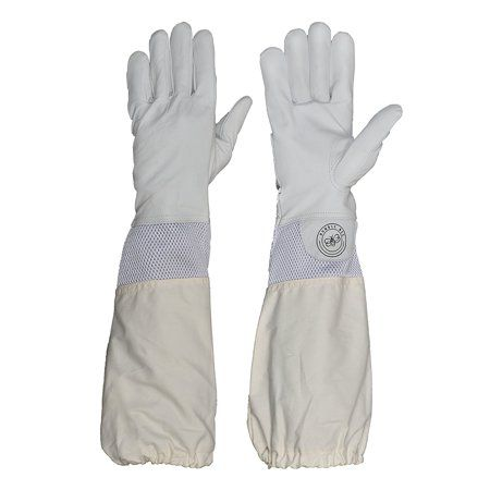 Size:XL Beekeepers Ventilated Gloves