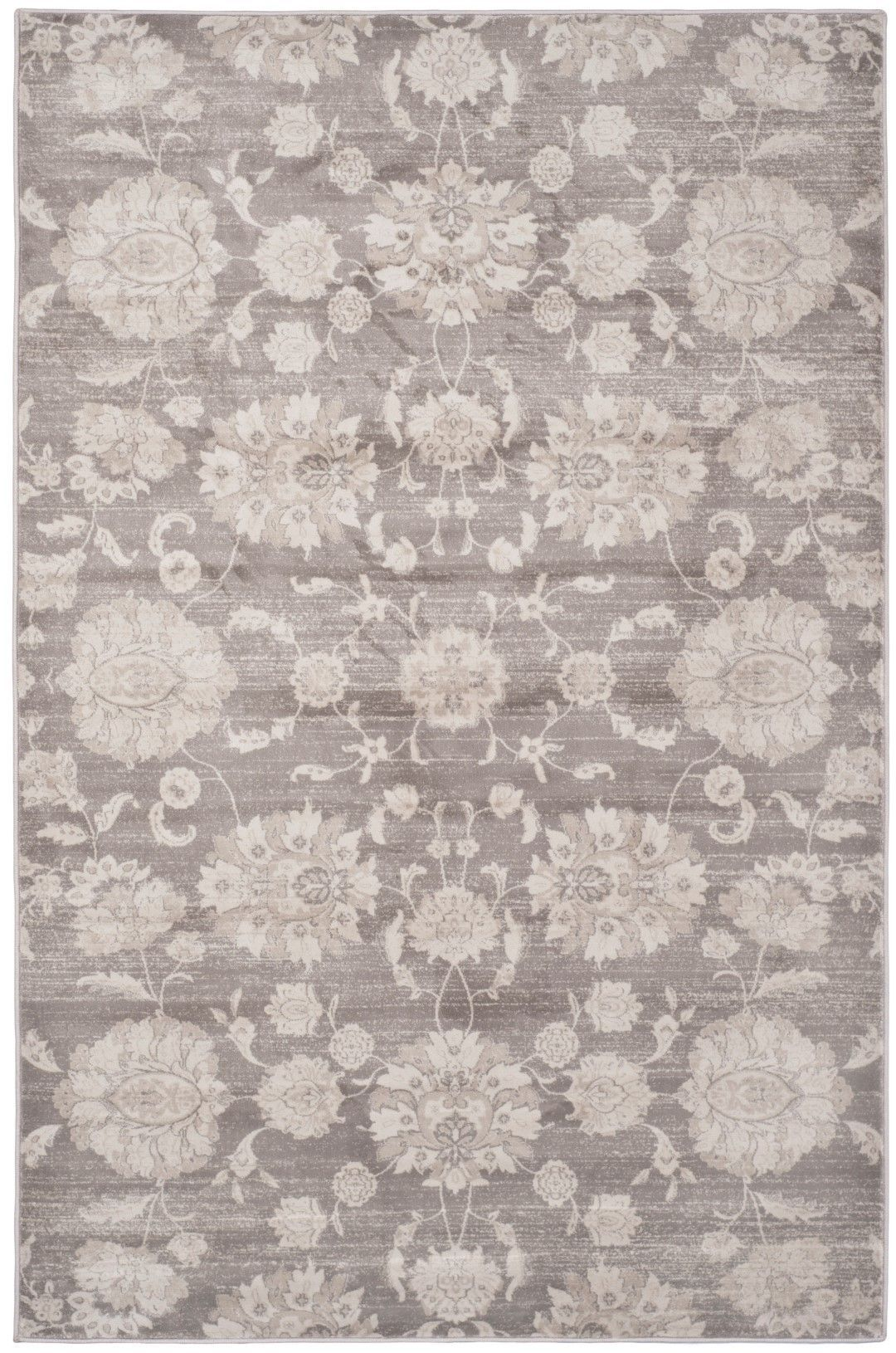 Wick St Lawrence Gray Ivory Area Rug Rugs Area Rugs Grey