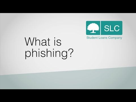 What Is Phishing Youtube Student Finance Cyber Security