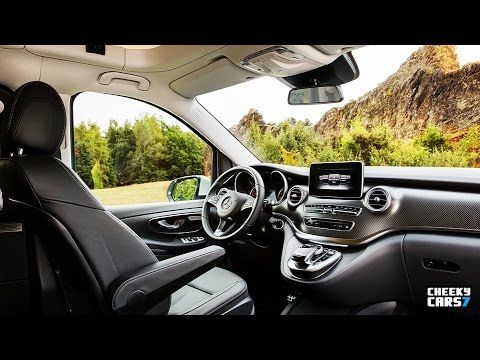 NEW Mercedes Marco Polo HORIZON 2017 INTERIOR / V-Class - YouTube