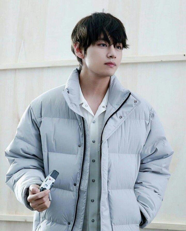 V I Love The Black Hair Taehyung Bts Bangtan