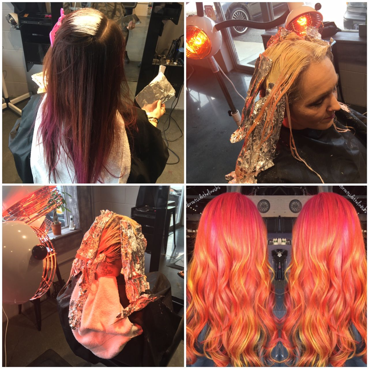 HOW TO Makeover: Dulled Fashion To Bright Sunrise - Career - Modern Salon
