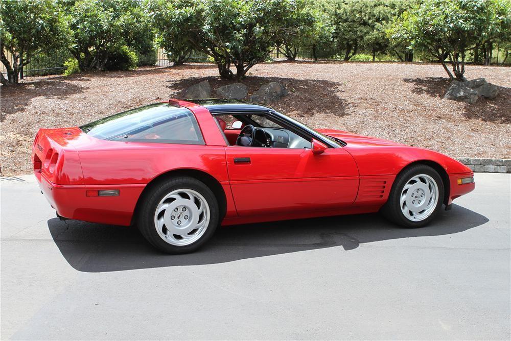 1991 Chevrolet Corvette Zr1 Chevrolet Corvette Corvette Zr1