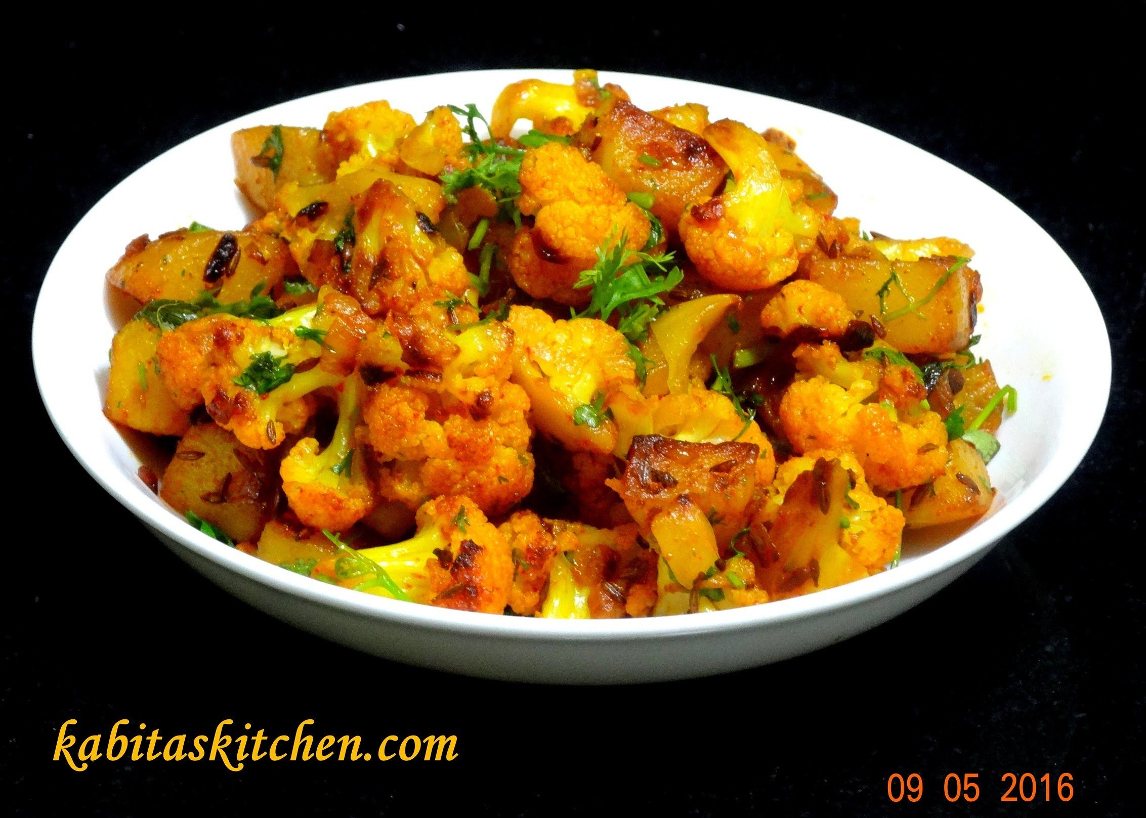 Aloo gobi recipe simple and easy aloo gobhi for lunch box aloo gobi recipe simple and easy aloo gobhi for lunch box cauliflower an forumfinder Gallery