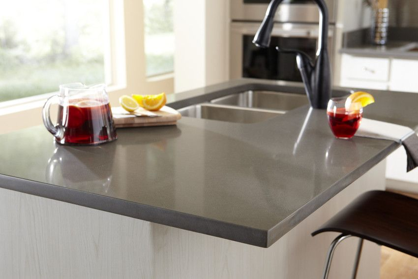 silestone altair for kitchen perimeter counter tops. | a & j