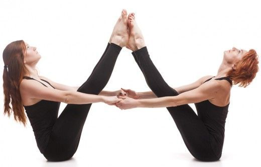 8 Effective Acro Yoga Poses For A Healthy Body Yoga Poses For Two Two People Yoga Poses Partner Yoga Poses