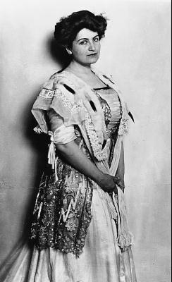 Alma Maria Schindler (1879-1964), Wife of Composer Gustav Mahler ...