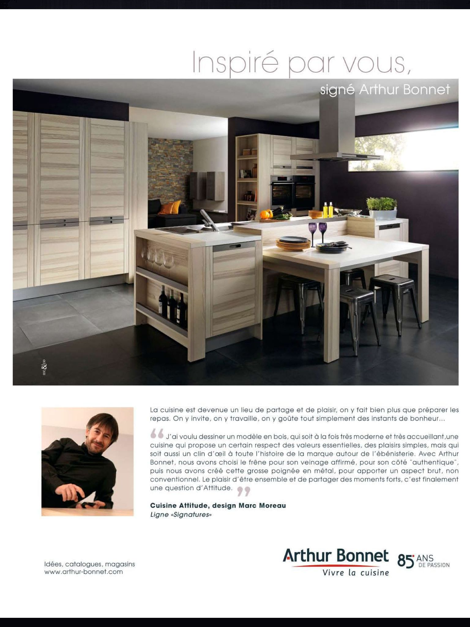 arthur bonnet with cuisine alno catalogue. Black Bedroom Furniture Sets. Home Design Ideas