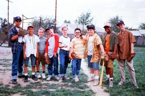 The Sandlot boys. My first love was Benny 'The Jet' Rodriguez.