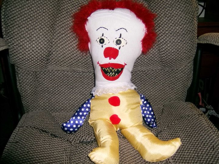 Pennywise The Dancing Clown Sewing Projects I Ve