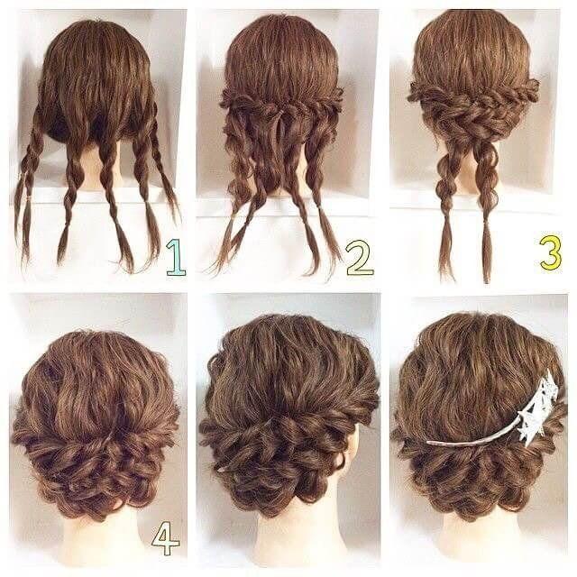 34 Easy Women Hairstyles For Long Hair On Festivals