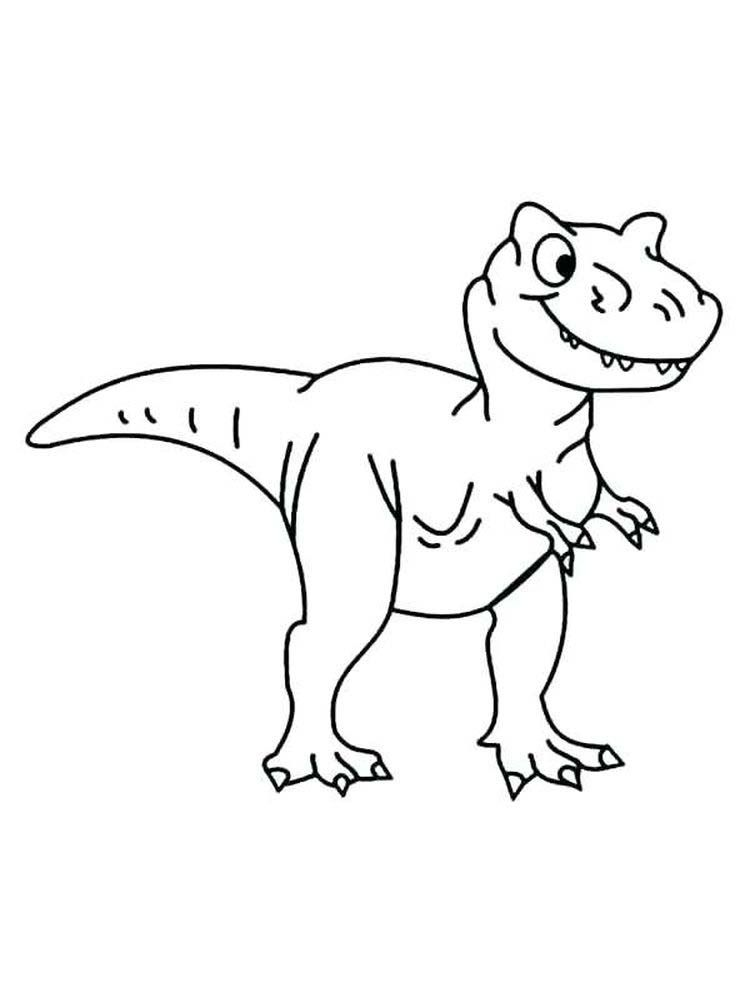 Baby T Rex Coloring Pages T Rex Is Indeed A Very Iconic Prehistoric Creature This Dinosaur Is Kn In 2020 Dinosaur Coloring Pages Animal Coloring Pages Coloring Pages