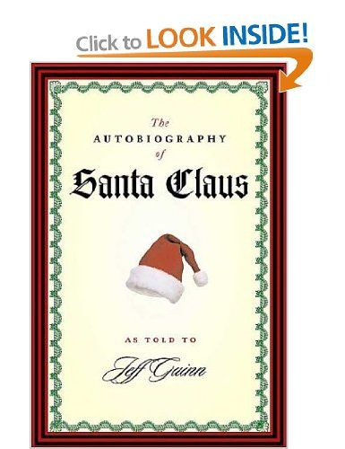 The autobiography of santa claus amazon john h mayer books the autobiography of santa claus amazon john h mayer fandeluxe Images