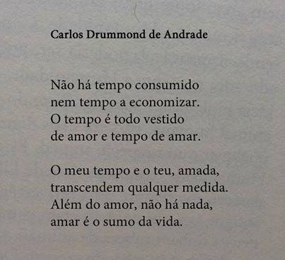 Carlos Drummond De Andrade Thats It Poesia Amor E Frases