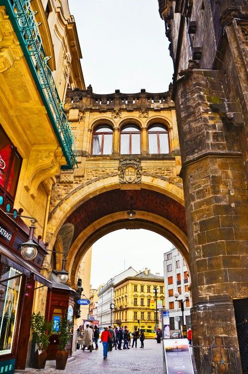 Travel { Prague / Praha, Czech Republic }