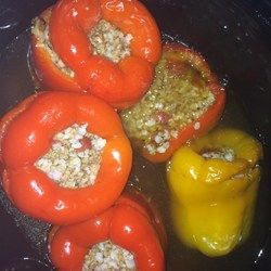 Slow Cooker Stuffed Peppers Slow Cooker Stuffed Peppers Stuffed Peppers Slow Cooker