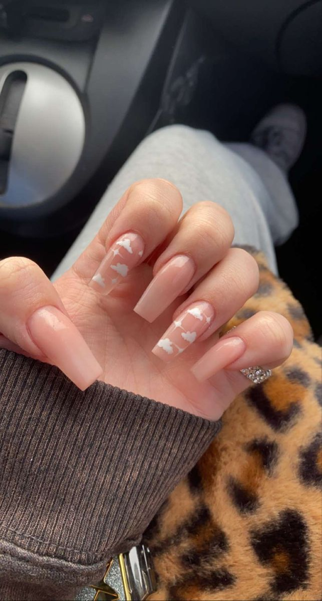 35+ Nude Nails Designs For A Trendy Neutral Look