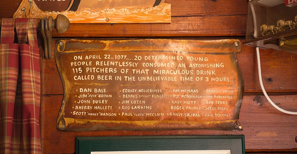 From Spike\'s Keg O Nails in Grayling, Michigan | Shaky Grave | Pinterest