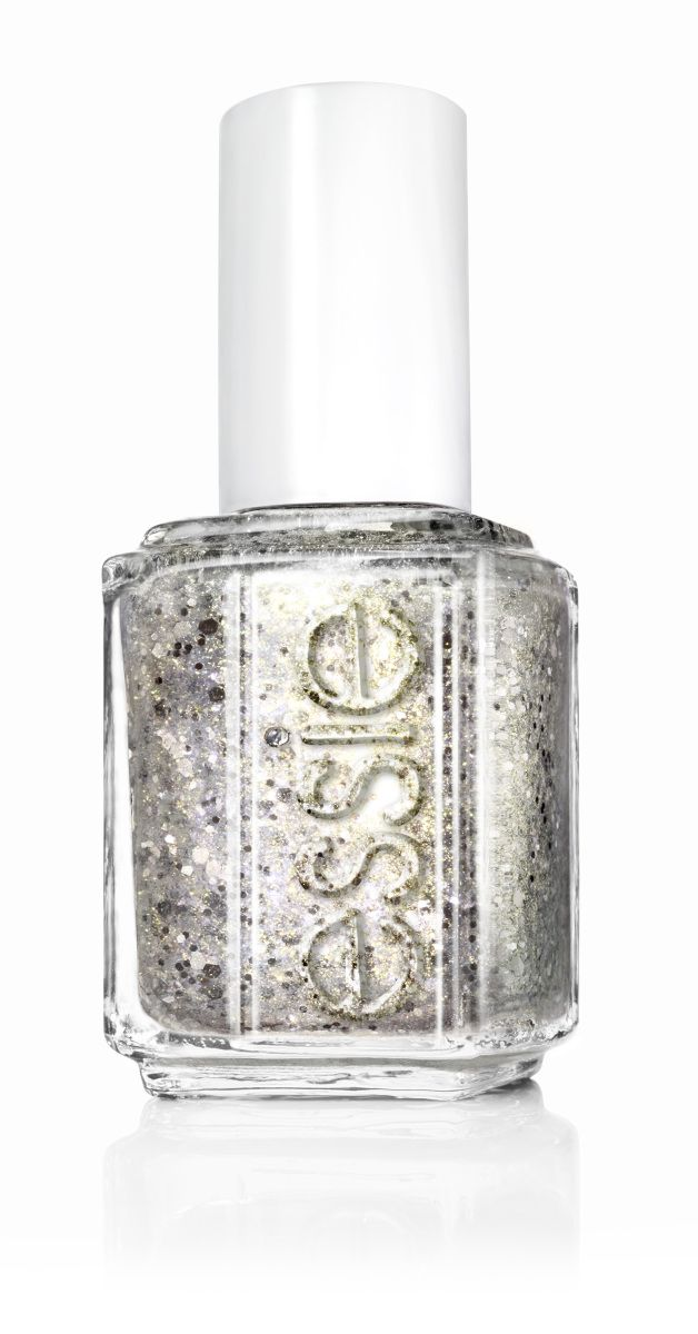 hors d\'oeuvres,\' a platinum gold nail polish with a touch of ...