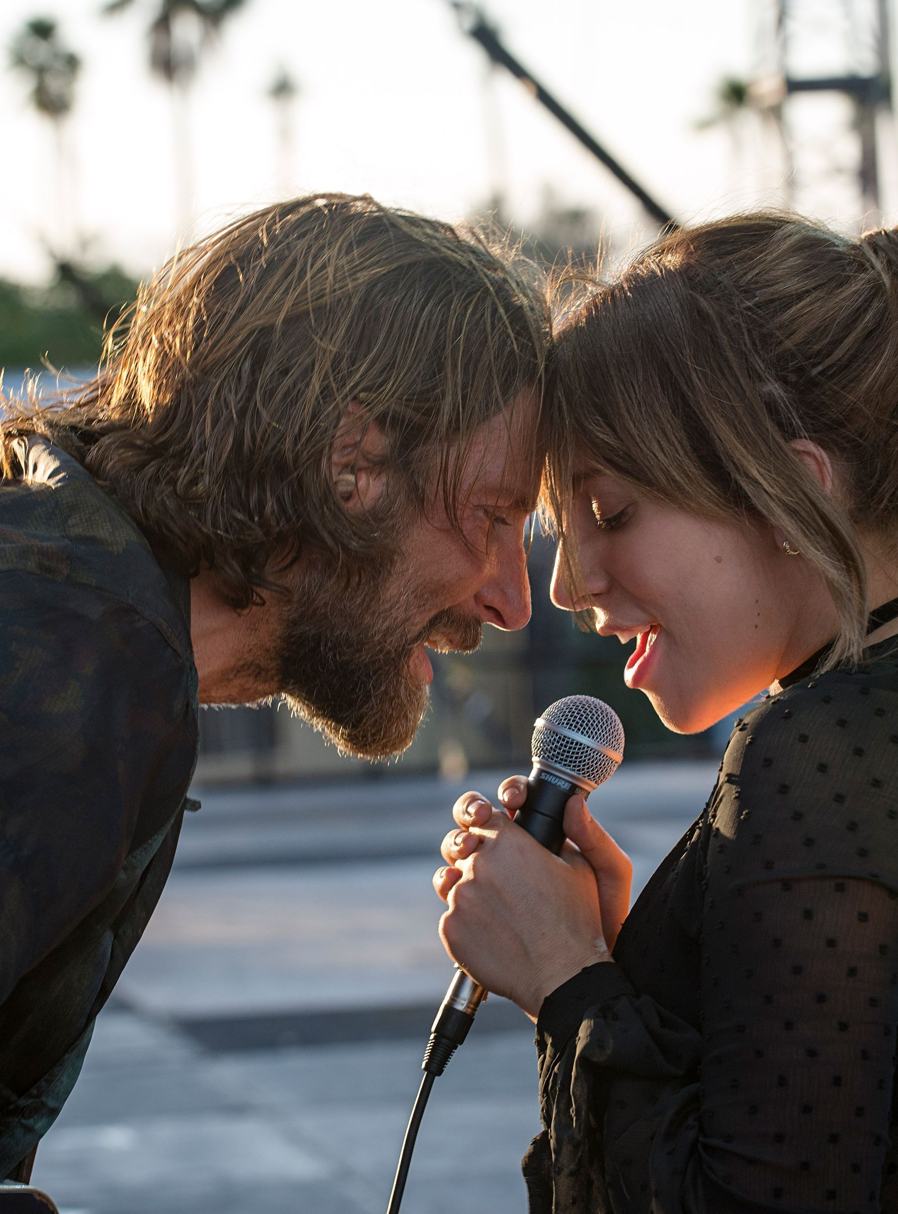 Hear Bradley Cooper Lady Gaga Sing In The Trailer For A Star Is Born A Star Is Born Romantic Movies Best Romantic Movies