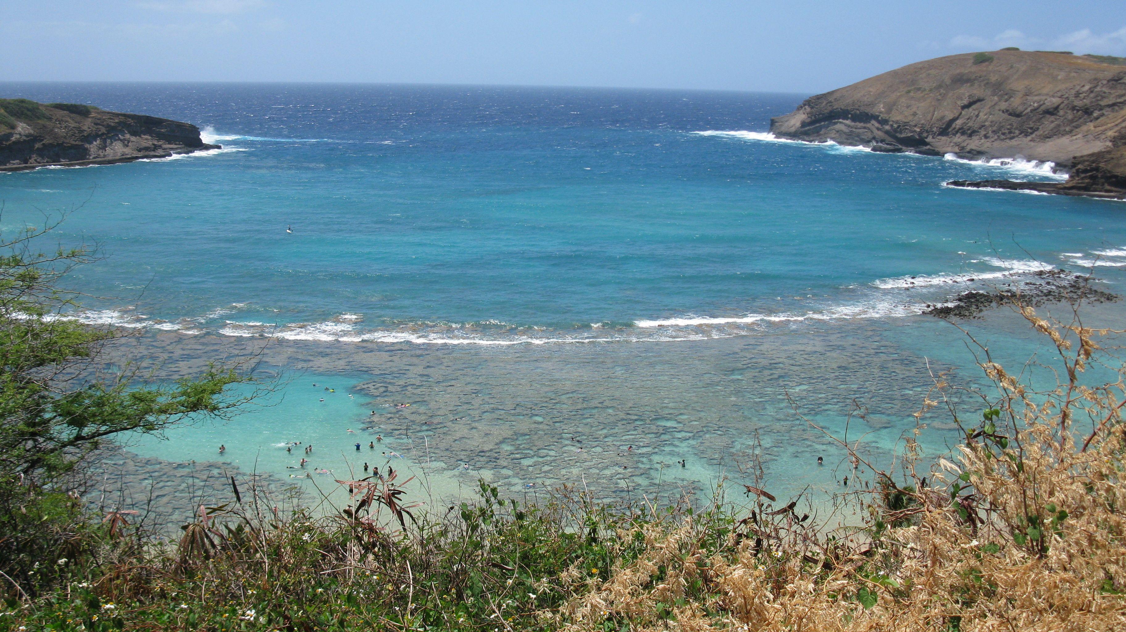 Hanauma Bay, Hawai'i