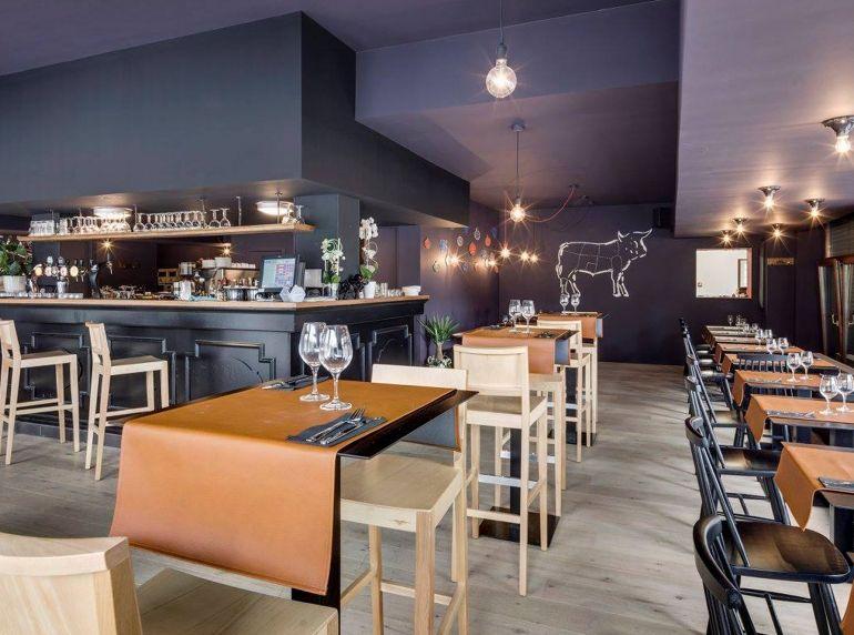 La Brasserie - Aménagement intérieur d\u0027un restaurant Restaurant