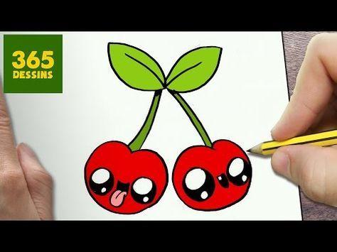 comment dessiner pomme kawaii tape par tape dessins kawaii facile youtube. Black Bedroom Furniture Sets. Home Design Ideas