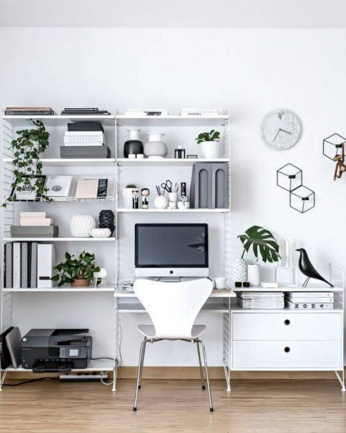 The Latest Home Office Trends | Office interiors and Interiors